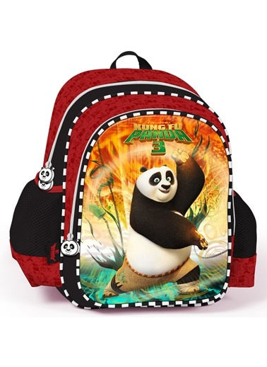 Kung-Fu Panda Okul Çantası